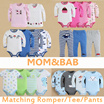 ❤New Arrival❤MOM AND BAB❤ Romper Set/Tee/Pants/PJ