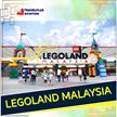LEGOLAND® Malaysia Theme Park Admission E-Ticket BEST PRICE GUARANTEE!!!