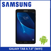 Samsung Galaxy Tab A 7.0 (2016) WIFI / SM-T280 / 7.0 inches / 1.5 GB RAM / 8GB ROM / Android OS / IPS LCD capacitive touchscreen 16M colors / Export Set / One Year Warranty