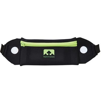 ネイサン(NATHAN) Mini 5K Belt B11454000 BLACK/SULFURSPRING 【ランニング ジョギング アクセサリー かばん ポーチ】の画像