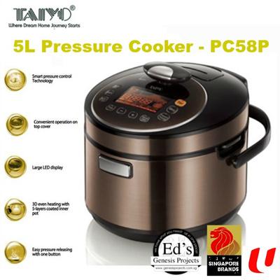 Taiyo pressure cooker review
