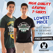 [RevRabbit]  2017 MANY NEW DESIGNS: Short Sleeve Male T-Shirts★ Graphic Tees Male T Shirts