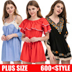 2017 Plus Size ! S-7XL New Fashion womens Clothing/Blouses/T-shirt/Dress/Pants