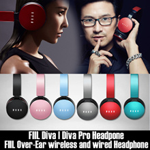 ★SG Distributor★ NEW RELEASE!! FIIL Diva and Diva Pro Headphones // FIIL Over-Ear wireless and wired Headphone [Great Quality at Great Price]