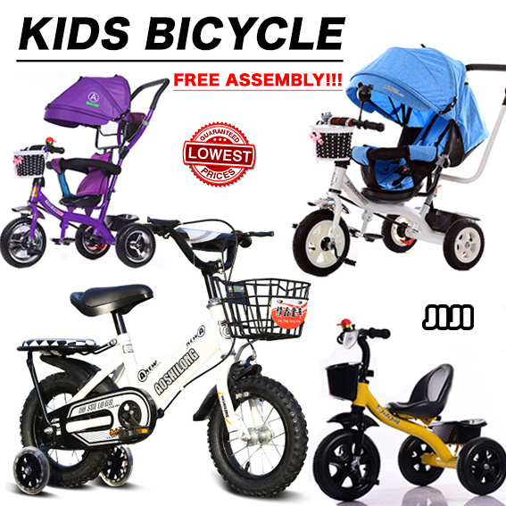 Kids bicycle Deals for only S$500 instead of S$0
