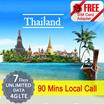 【Thailand sim Card】Thailand DTAC / AIS / Truemove Tourist Sim Card + ❤ 7 Days Unlimited Data ❤