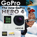 [GOPRO]NEW GOPRO HERO 4 SILVER EDITION/ Action Camera | Imported Set