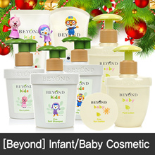 [Beyond]Baby Pure/Kids Eco Shampoo/Body Shower/Cream/Lotion/Massage Oil/Skin Protection/Baby/Infant/Collaboration Korean Animation Pororo