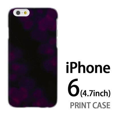 iPhone6 (4.7インチ) 用『No3 セクシーハート』特殊印刷ケース【 iphone6 iphone アイフォン アイフォン6 au docomo softbank Apple ケース プリント カバー スマホケース スマホカバー 】の画像