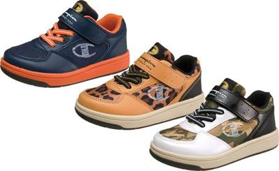 (A倉庫)CHAMPION チャンピオン J193 子供靴 スニーカー 男の子 キッズ ジュニア シューズ 3E 靴 CPN J193の画像