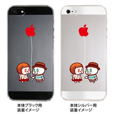【iPhone5S】【iPhone5】【iPhone5ケース】【カバー】【スマホケース】【クリアケース】【マシュマロキングス】【キャラクター】 ip5-23-mk0016 【10P01Sep13】の画像