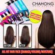 ❤WATCH THE VIDEO!!❤NEW MIRACLE ALL HIT HAIR PACK (DAMAGE/VOLUME/MOISTURE)▄ RESULTS GUARANTEED! CHA HONG/ANTI-HAIR LOSS/VOLUME- UP/HYDRATES/STRENGTHEN and PROTECT SCALP/SOFT SILKY BOUNCY HAIR