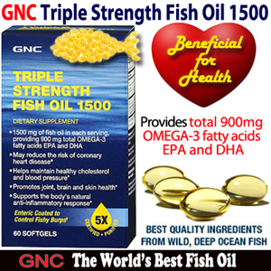 Gnc supplement protein fish oil fat burn multivitamins joint for Oily fish list