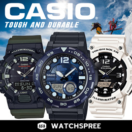 *CASIO GENUINE* TOUGH AND DURABLE AQS800W SERIES! Free Shipping!