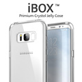 iBOX Premium Crystal Case★Release! Galaxy S8/Plus/iPhone 7/Plus/6S/S7/Edge/Note5/4/A5/A7/2017/V20/G6
