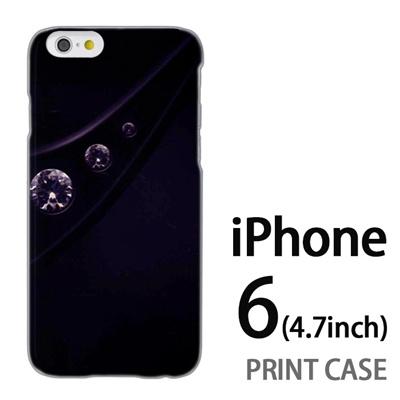 iPhone6 (4.7インチ) 用『No3 ダイヤベルト』特殊印刷ケース【 iphone6 iphone アイフォン アイフォン6 au docomo softbank Apple ケース プリント カバー スマホケース スマホカバー 】の画像
