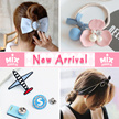 [mixshop] NEW ARRIVAL Hairband Headband Hair clip  Hair styling Accessories Rubber band Hair band Rubber band Comb Hair Bun Hair roller Hair Twist Hair pin Hair Ties