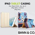 iPad Tablet Casings/Covers for iPad 2017 (New) iPad 2/3/4 Air 1/2 Mini 1/2/3/4 Pro 9.7/12.9-inch