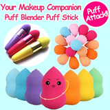 Mini Puff Blender | Your Make up 101 Companion!!