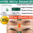 Essence Hyper Brow Enhancer / Hyper Eyelash Growth And Enhancer *Longer and Stronger/ Thicken and Denser/ Strengthen Eyelashes/ Darken the Color and Supply Nutrition