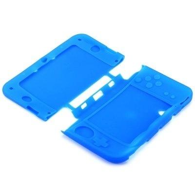 【クリックで詳細表示】Silicone Protective Case Skin Cover Sleeve for Nintendo New 3DSLL
