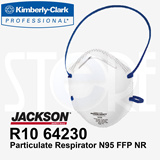Kimberly-Clark Jackson 3M N95 8210 Compatible Face Mask Safety R10 64230 Particulate Respirator (20pcs/box) for haze