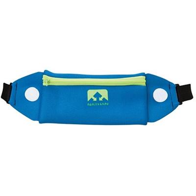 ネイサン(NATHAN) Mini 5K Belt B11456000 N.BLUE/S.SPRING 【ランニング ジョギング アクセサリー かばん ポーチ】の画像
