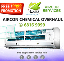 Promotion! $99(9k-18k) for second units onwards first unit 149(9k-18k) Gas Top-up Offer $40(R22/R410) 90 days workmanship warranty. Highly Rated and Recommended by Qoo10 users! Grab it now!