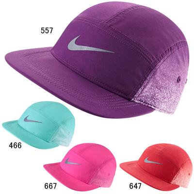 ナイキ (NIKE) ウイメンズ AW84 グラフィック ランニング キャップ 659434 [分類:スポーツ 帽子・キャップ・ハット (レディース)]の画像