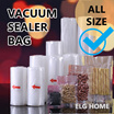 Vacuum Sealer Bag/Vacuum Sealer and Packer refill/FreshpackPro-QH/Keep Food Fresh/Vacuuming/Sealing/
