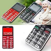 **BEST DEAL** Elderly Friendly Phone A111 Old Man F688 Loud Sound Dual Sim LED Touch Light Phone Radio
