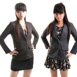 blazer/jaket/blazer wanita/jaket wanita/baju kerja/blazer/jackets/woman/wanita/formal /rompi/vest/cardigan: 45 sold: Rating: 5: 10.500~: 250.000 85.000 ...