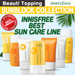 ★Qoo10 Lowest Price★Innisfree Best Sunblock Collection★Perfect UV Protection [Beauti Topping]