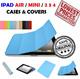 OEM iPad Air 2 3 4 5 6 THE NEW iPad Mini 2 3 RETINA DISPLAY Latest Smart cover WITH FREE GIFTS!