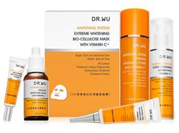 [DR.WU NEW VC-Laseryl] VC+ Whitening System✮Most Advanced Whitening Formula✮Lightens Skin✮Reduce Dark Spots Freckles✮Provide Hydration✮Lighten Dull Uneven Skin tone✮Minimize Aging✮