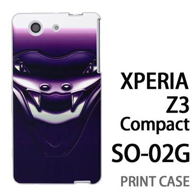 XPERIA Z3 Compact SO-02G 用『No2 64』特殊印刷ケース【 xperia z3 compact so-02g so02g SO02G xperiaz3 エクスペリア エクスペリアz3 コンパクト docomo ケース プリント カバー スマホケース スマホカバー】の画像