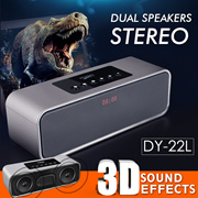 ◎Musky HIFI DY22L Bluetooth Speaker◎Dual Speakers High-Power Bass Surround Sound