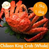 [ichef] Whole Chilean King Crab 1500g-1600g