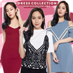 ★DRESS COLLECTION★ NEW UPDATE 20/05/17)★Womenswear★Casual style★Mini Dress★Dress★SG Seller