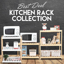 [BEST DEAL EVER] PROMOTION ALL KITCHEN RAK /ALL SHOES RACK.