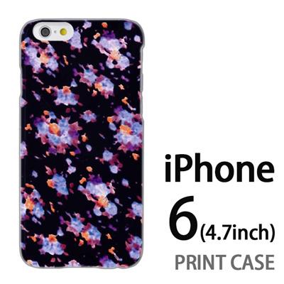 iPhone6 (4.7インチ) 用『No3 バイオドット』特殊印刷ケース【 iphone6 iphone アイフォン アイフォン6 au docomo softbank Apple ケース プリント カバー スマホケース スマホカバー 】の画像