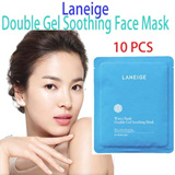 LANEIGE WaterBank double gel soothing mask 28gX10Sheets