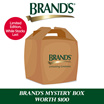 [150 LIMITED SETS ONLY] BRANDS® MYSTERY BOX $100 Worth of Health Products!!