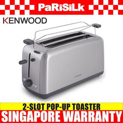 denpoo dt 023d toaster double slot putih . Source · Kenwood TTM470 2 Slot Pemanggang Pop