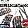 BREEZY ★ [Clio] Kill Brow Tattoo Eye Makeup Line / Tinted Tattoo Kill Brow / Lasting Gel Pencil / Tattoo Pen(Single Type) / All Day Tattoo Brow Cara / Eye Make up / Eyeliner / Eyebrow / Mascara