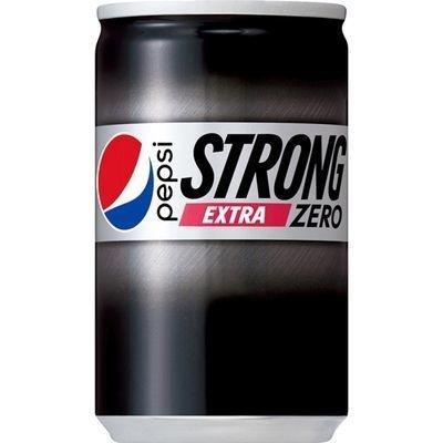 サントリーフーズ【ケース販売】ペプシストロングゼロ缶155ml×30本E461597H