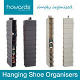 Howards Storage World - Hanging Shoe Organisers