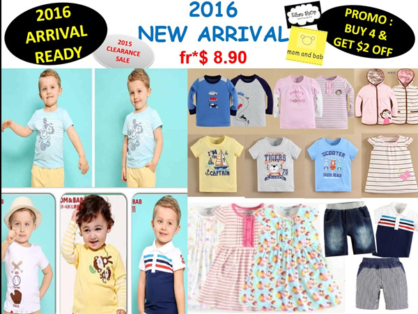 *ON SALE*MOMandBAB*KNITTED CUTE DRESS/RIVERSIBLE JACKET/LONG/SHORT TEE/DENIM PANTS/HOODIE*BOY/GIRL BABY/TODDLER/KIDS CLOTH*SIZE 6M-6T*MOM AND BAB^ Deals for only S$42 instead of S$0