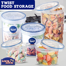 LOCKnLOCK Twist Sound Lock - Dry Food Storage · LOCKnLOCK Twist Sound Lock - Dry Food Storage: 29.000. LOCK&LOCK Round Short Food Container 300ml HPL932