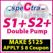★NEW [Spectra] Spectra S1+ Double Electric breast pump